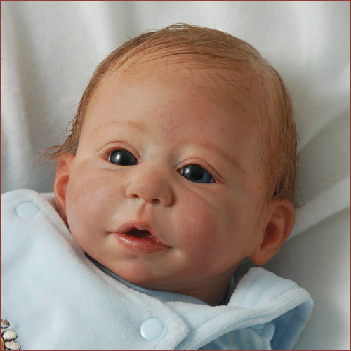 "Reborn Doll Kit ""Sweetie Pie"" By Sherri Williams"