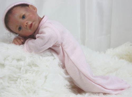 "Reborn Doll Kit ""Caleb Sculpted by Linda Smith"