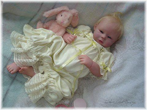 "Reborn Doll Kit ""Chad "" by  Renouned Artist Lisa Gregg"