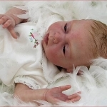 "Reborn Doll KIt"" Kaylee"" By Linda K. Smith Limited Edition 295"