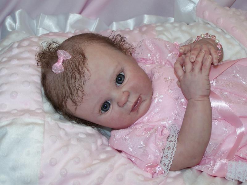 "Reborn Doll Kit ""Lilly ""by Denise Pratt"