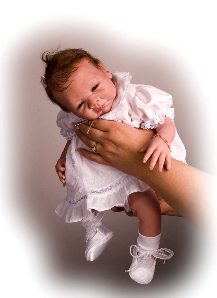 "Reborn Doll Kit ""Paisley"" by Denise Kunz-Pratt"